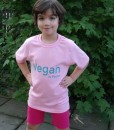 Youth Small – Vegan is Peace