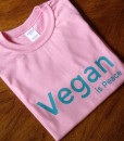 Vegan is Peace – Kids T-shirt