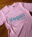 Youth – Pink – Vegan is Peace