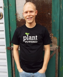 Plant Powered Men's T-shirt