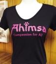 Ahimsa Paw – Pink